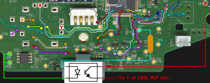 Power supply switch for cg2 and matrix using an optocoupler wireless cg common ground ccuart Choice Image