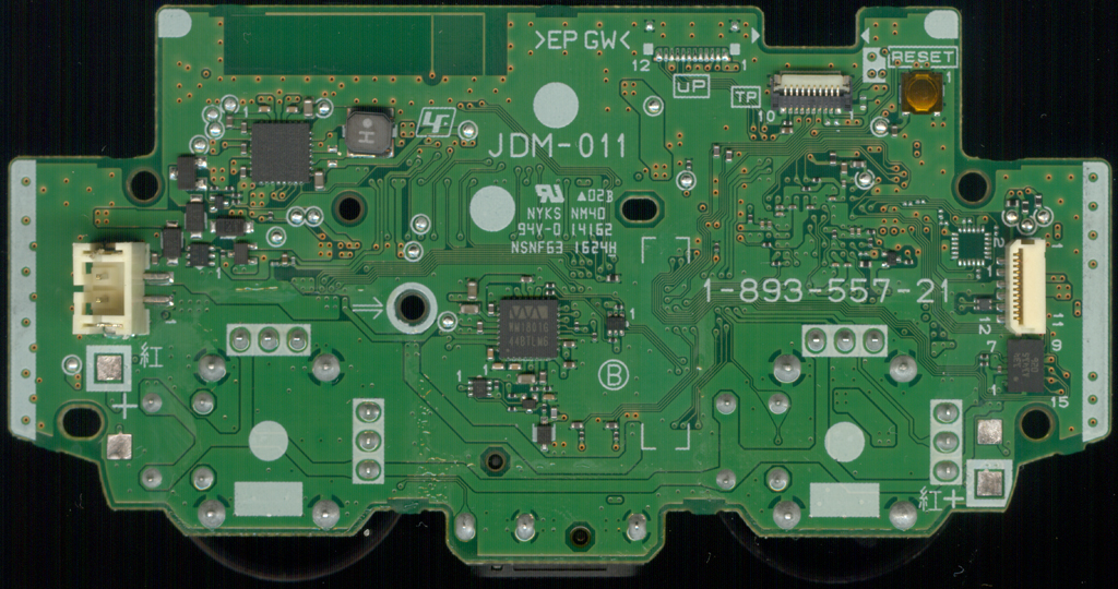 1 893 557 21Bottom dualshock 4 controller pcb scans ps2 controller wiring diagram at edmiracle.co