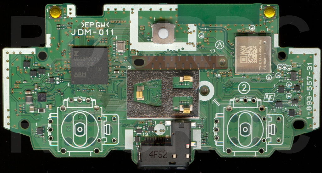 JDM 0111 893 557 31Top dualshock 4 controller pcb scans ps2 controller wiring diagram at edmiracle.co