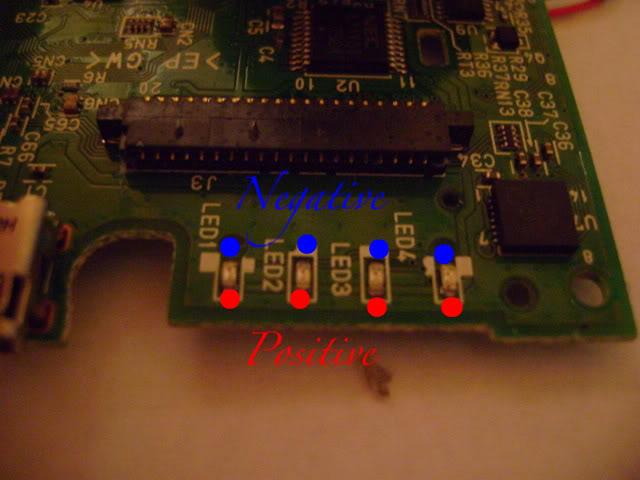 Моддинг Dualshock 3- Vibration LED Mod Manual - Magic Device.